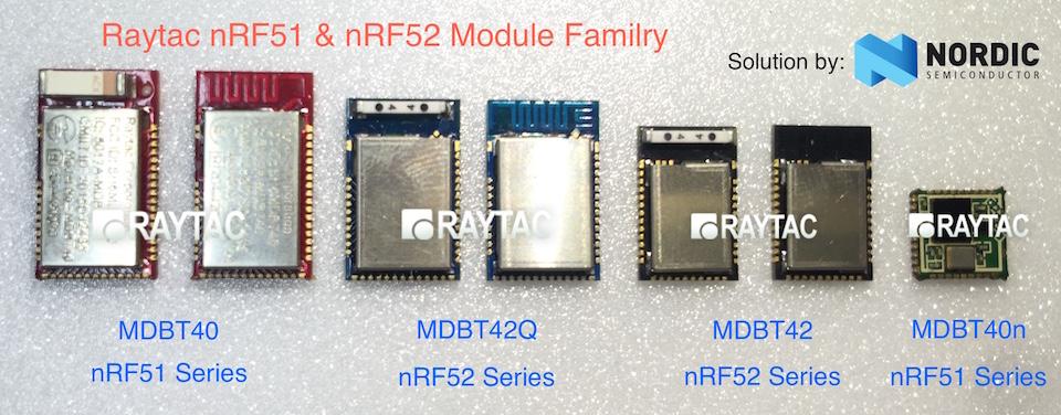 Raytac CorporationBT5/BT4 2/BT4 1/BT4 0 Module MakerMDBT42