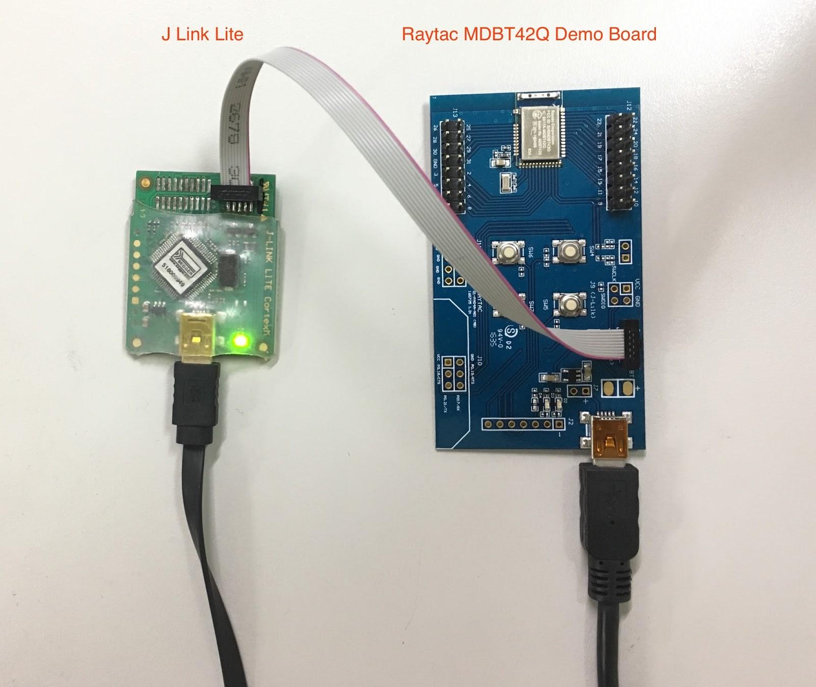 Raytac, Nordic, nRF51, nRF52, Bluetooth, BT4 0, BT4 1, BT4 2, BT5