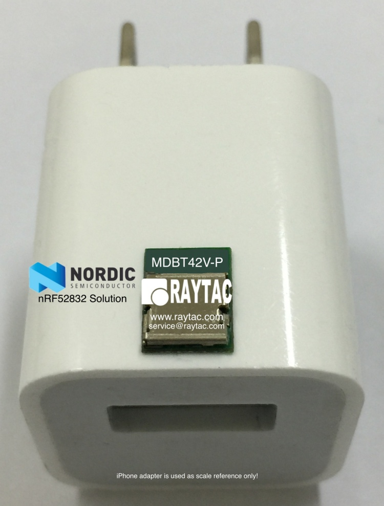 Raytac Corporation, a BLE Module Maker based on Nordic's