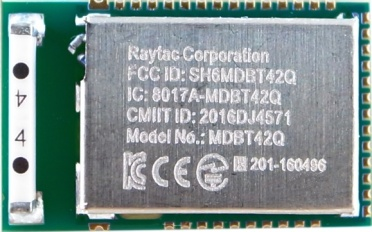 MDBT42Q-192K-nRF52810