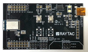 Raytac — Nordic nRF52810 AT-Command Evaluation Board &