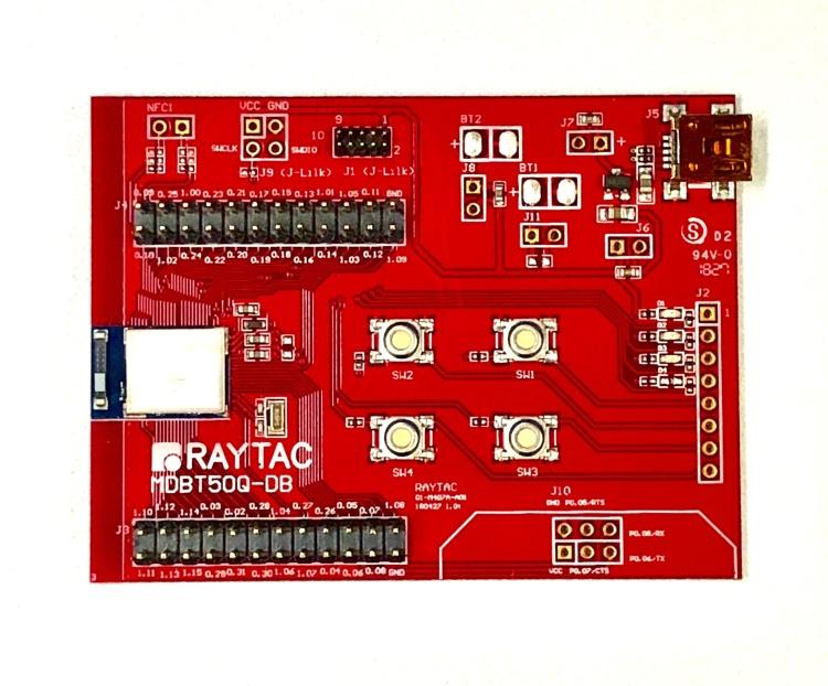 Nordic nRF52840 MDBT50Q Demo Board
