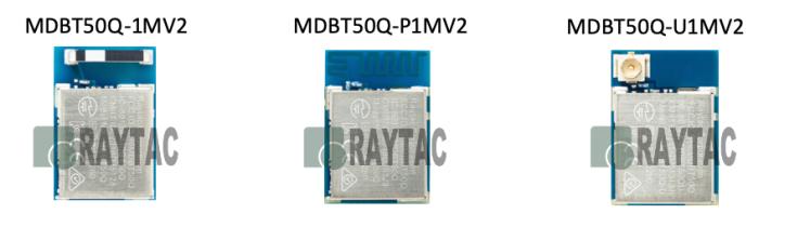 MDBT50Q : nRF52840 Rev.2 SoC