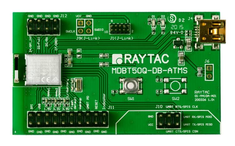 MDBT50Q-AT-UART-ATMS